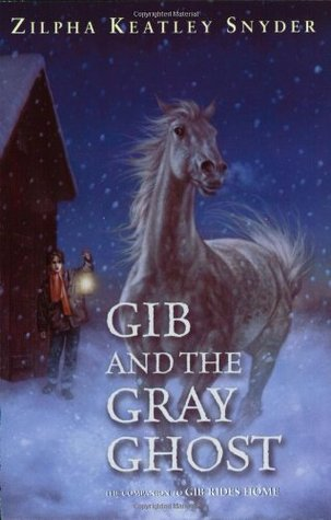 Gib and the gray ghost